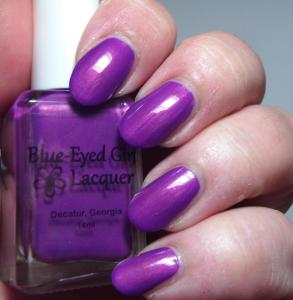 Blue Eyed Girl Lacquer - Wanna Fall In Love Tonight