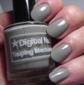 Digital Nails - Tauping Mechanism