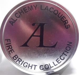 Alchemy Lacquers - Fire Bright (mini collection tin)