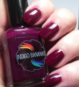 Indigo Bananas - The Dark Side of Maroon