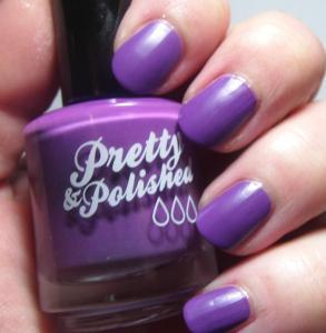 Pretty & Polished - Amethyst or Am I That?