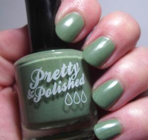 Pretty & Polished - Thyme and Time Again