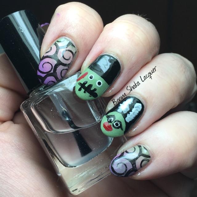 Crumpet\'s Nail Tarts – 40 Great Nail Art Ideas | Boom Shaka Lacquer