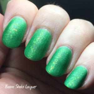 Alchemy Lacquers - Liquid Luck - Matte