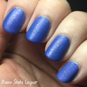 Alchemy Lacquers - Sea Holly (Matte)
