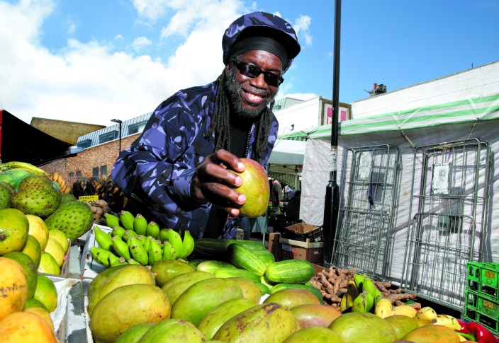 """Reflecting Macka B's world-wide fanbase 'Health Is Wealth' features tracks produced in Jamaica, Germany & Japan 'longside recordings made in Macka'sBlack Country heartland as well as the London studios of Mafia & Fluxy & Stingray. The focus track for the album is""""Wha Me Eat (remix)'a vegan anthem given new life and fully supported by Macka B TV, newly launched 'Wha Me Eat' health supplements and clothing line.The album features the viral video hit, 'Cucumba' which has received Breakfast show support in the UK by Nick Grimshaw on BBC Radio One, in NYC by Ebro on Hot 97FM and LA by BigBoy on iHeart Real 92.3. This has resulted in guest spots on BBC Radio 4, BBC Radio 5, BBC World Service & BBC Radio London, plus UK national press in the Daily Mail Newspaper. http://www.dailymail.co.uk/femail/article-4321476/Reggae-artist-goes-viral-freestyle-CUCUMBERS.htmlOther standout tracks on the album are thefresh ganja anthem """"Natural Herb' over a South Rawkus cut of SlengTeng, tributes to the reggae greats in the two cuts of 'Legendary Reggae Icons' over fresh do-overs of 'My Conversation' and 'Here I Come' plus a heartical re-lick of Ras Michael's 'None A Jah Jah Children' in combination with Billboard hit-maker Maxi Priest.Macka B is a true global messenger for reggae music utilising social media for his 'Medical Mondays' & 'Wha Me Eat Wednesdays' as well as taking his live show across five continents to perform sell out shows in Jamaica, Hawaii, Japan, China, Philippines, Vietnam, Thailand, Germany, France, Belgium, Italy, Spain, Poland, Slovenia, Croatia, Serbia, South Africa, Senegal, Sierra Leone, New Zealand, Australia."""