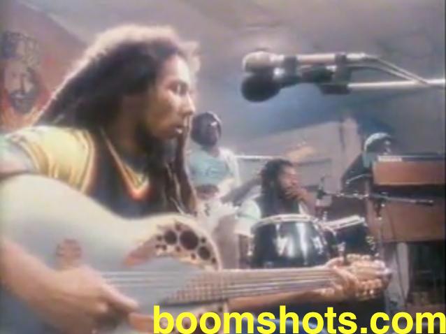 WATCH THIS: Bob Marley