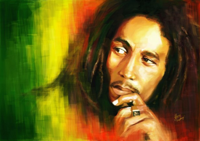 "Forbes Names Bob Marley #5 Top Earning ""Dead Celebrity"" For 2013"
