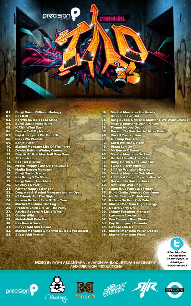 TAO13 LIST ALBUMCOVER AW