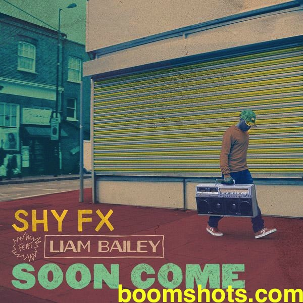 WATCH THIS: Soon Come ''Shy FX'' Official Video