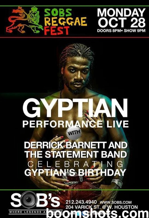 "WATCH: Gyptian ""Sex, Love & Reggae"" Official Album Trailer"