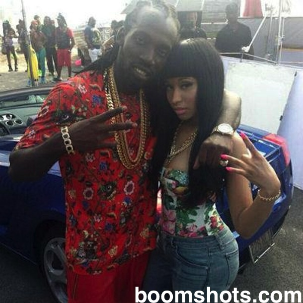 """WATCH THIS: Mavado ft. Nicki Minaj """"Give It All To Me"""" Official Music Video"""