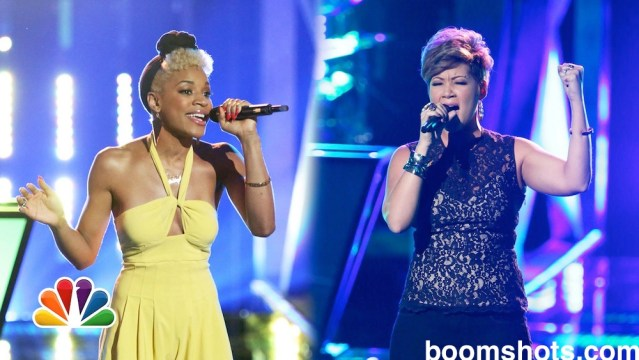 """WATCH THIS: Tessane Chin """"Stronger"""" on The Voice"""