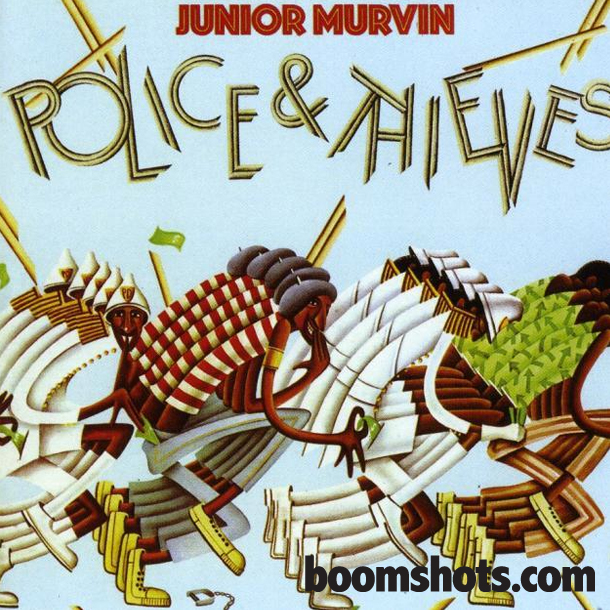 "FLASHBACK FRIDAY: Junior Murvin ""Police & Thieves"""