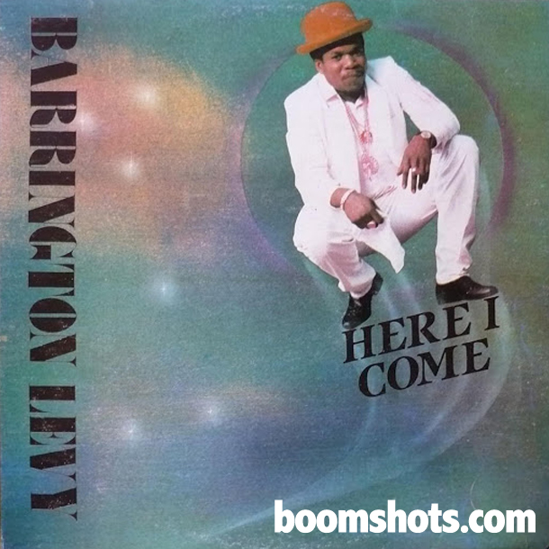 "FLASHBACK FRIDAY: Barrington Levy ""Here I Come (Broader Than Broadway)"""