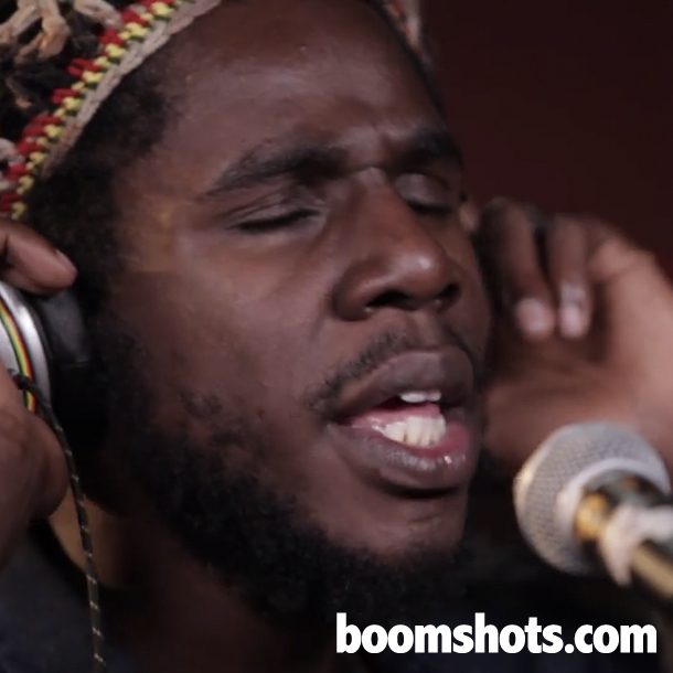 """WATCH THIS: Chronixx """"Here Comes Trouble"""" for BBC 1Xtra"""