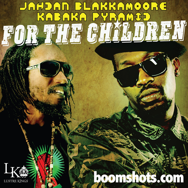 """WATCH THIS: Jahdan Blakkamoore & Kabaka Pyramid """"For The Children (Official Video)"""""""