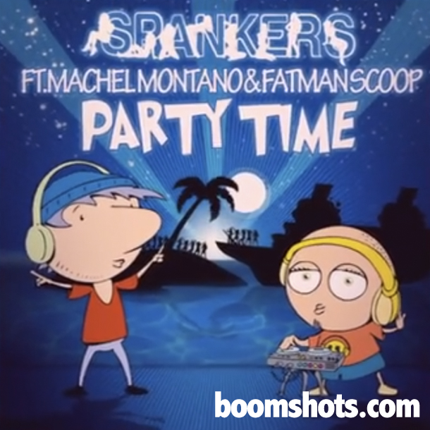 "WATCH THIS: Spankers Feat. Machel Montano & Fatman Scoop ""Party Time (Lyric Video)"""