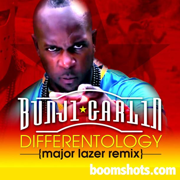 "Bunji Garlin's ""Differentology"" Major Lazer Remix Free On iTunes"