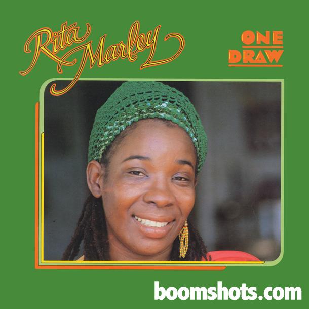 "FLASHBACK FRIDAY: Rita Marley ""One Draw"" Original 12'' Mix"