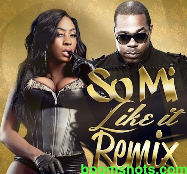 HEAR THIS: Spice ft. Busta Rhymes ''So Mi Like It'' Remix
