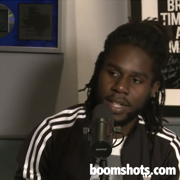 WATCH THIS: Chronixx Passes Through The Hot97 Morning Show