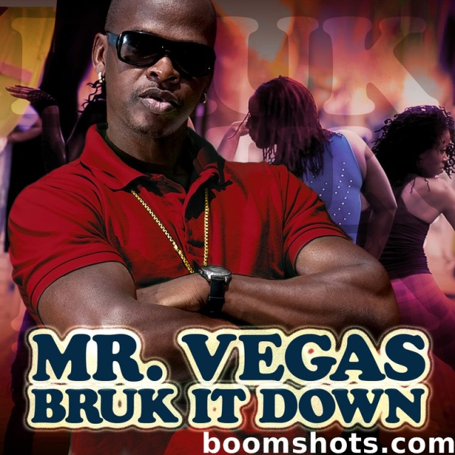 """WATCH THIS: Mr.Vegas """"Bruk It Down To Reality"""" Show"""