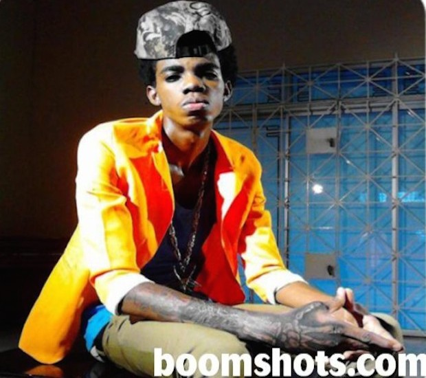 "HEAR THIS: Alkaline ""F___ Up"""