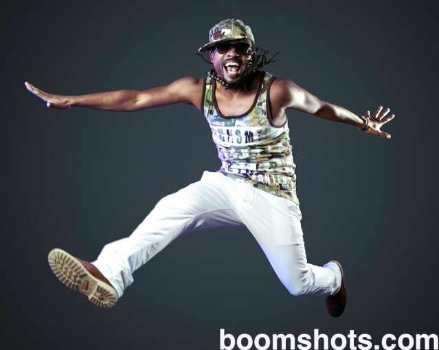 "Reasoning with Machel Montano ""You've Got To Be Yourself"""