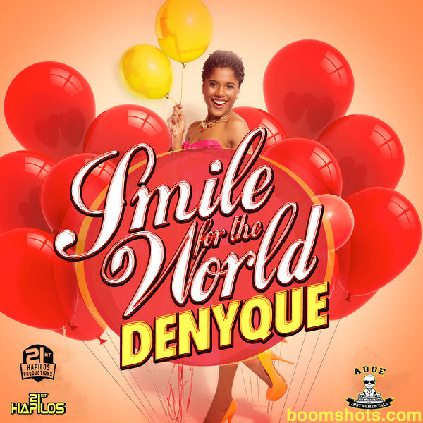 "HEAR THIS: Denyque ""Smile For The World"" (Raise Your Hand For The Deejay)"
