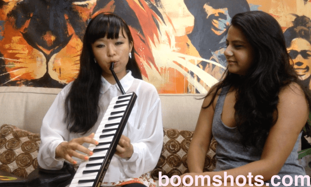 """Japanese Melodica Master Anna i Talks Augustus Pablo and His """"Far East Style"""""""