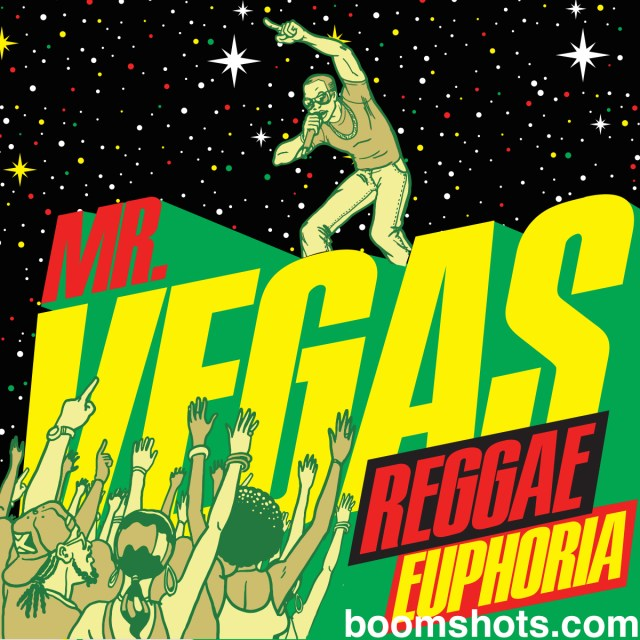 "Mr. Vegas ""Reggae Euphoria"" Album Preview"