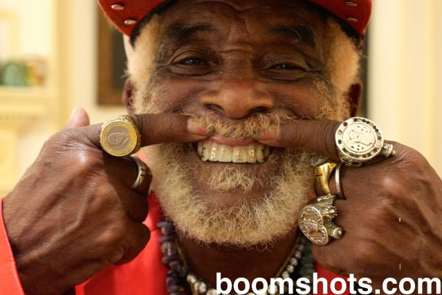 "Lee ""Scratch"" Perry Wants You To Stop Smoking Ganja"