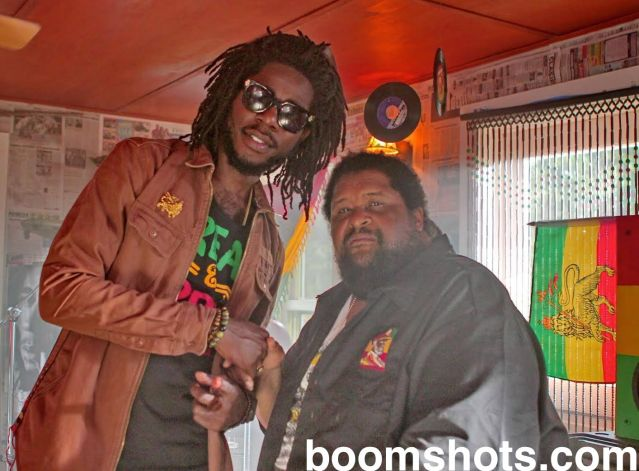 "Chronixx Talks ""Tenement Yard"" Collab with Inner Circle's Roger Lewis"
