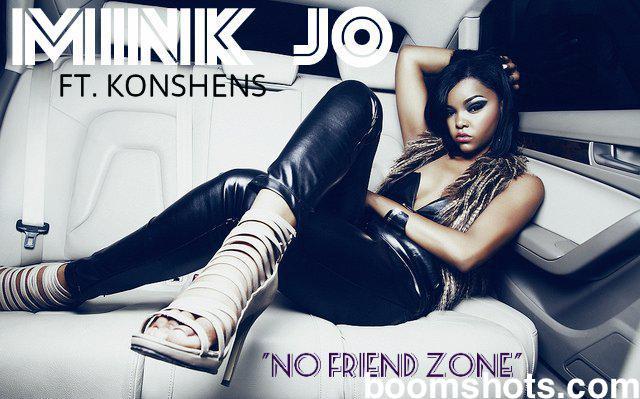"HEAR THIS: Mink Jo ft. Konshens ""No Friend Zone"""