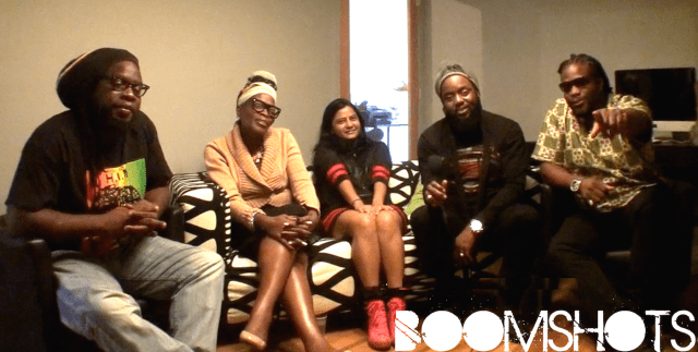 "Morgan Heritage Talks ""Strictly Roots"""