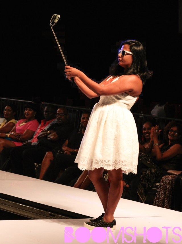 ReshmaB Chains Make Runway Debut at Caribbean Fashion Week  2015