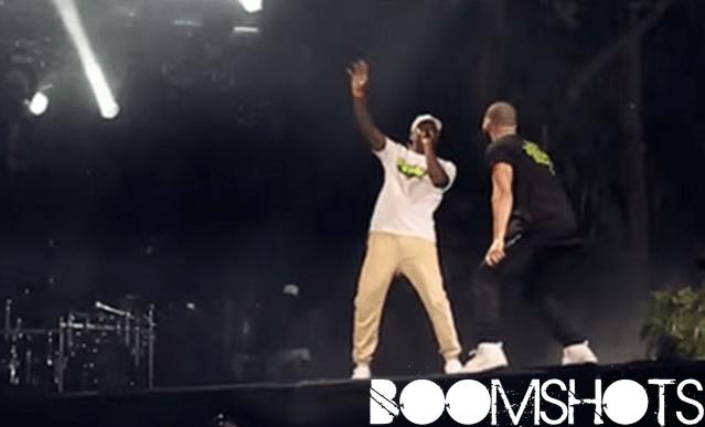 Drake Brings Out Skepta to Shutdown London's Wireless Festival