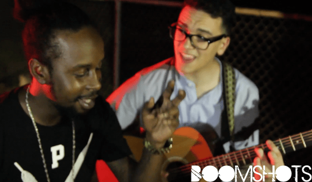 "WATCH THIS: Lucas DiPasquale ft. Popcaan ""No Talking"" Video Shoot Behind-The-Scenes"