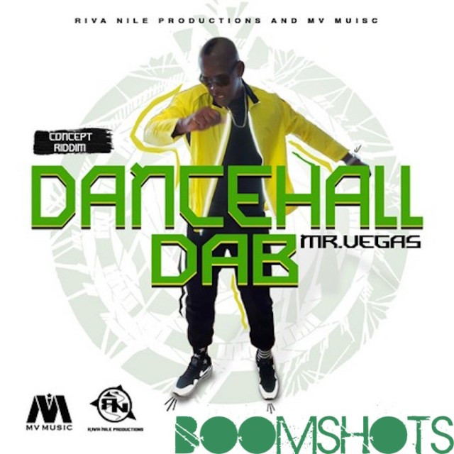 "HEAR THIS: Mr. Vegas ""Dancehall Dab"""