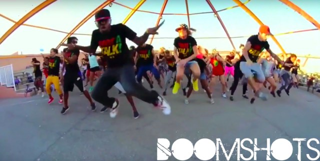 """WATCH THIS: RDX """"Foot A Talk"""" Official Music Video"""