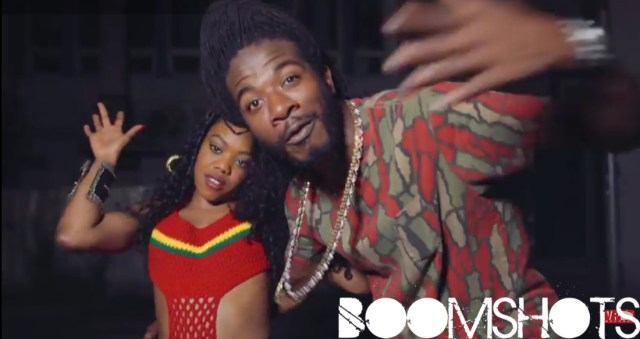 "WATCH THIS: Gyptian ft. Lady Leshurr ""All On Me""  (Diztortion Remix) Official Music Video"