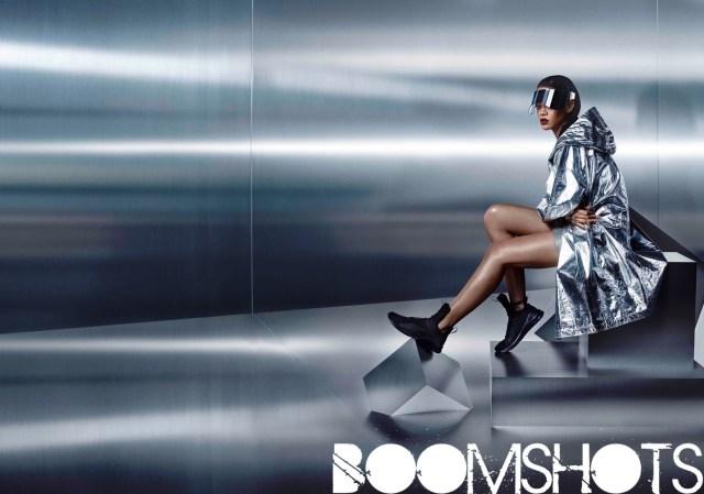 Rihanna's Fashion Forward Design