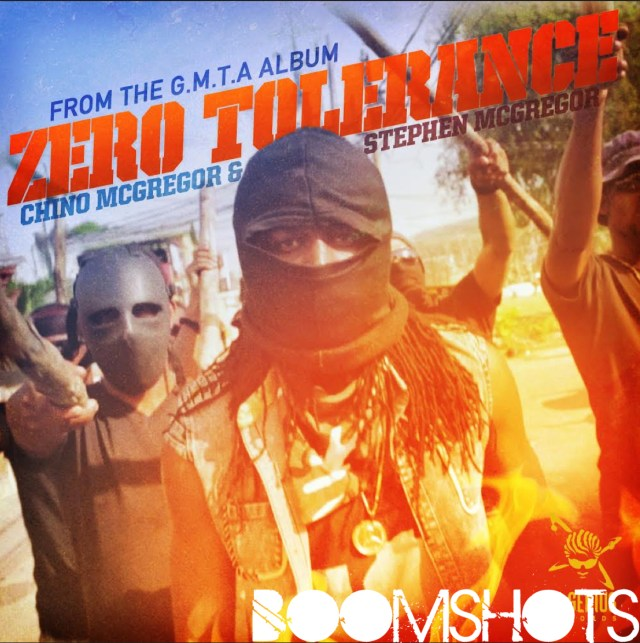 "WATCH THIS: Chino McGregor & Stephen McGregor ""Zero Tolerance"" Official Music Video"