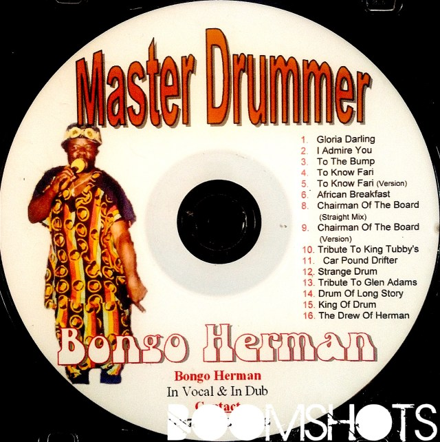 "HEAR THIS: Bongo Herman ""Drum of Long Story"""
