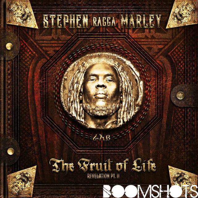 "Stephen ""Ragga"" Marley Reveals ""Fruit of Life"" Album Art, Release Date, and Tour Schedule"