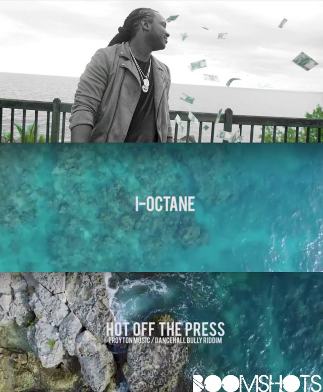 "WATCH THIS: I-Octane ""Hot Off The Press"" Official Music Video PREMIERE"