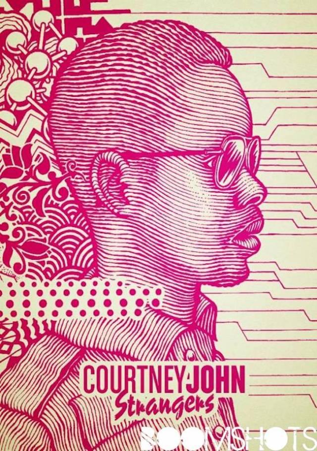 "HEAR THIS: Courtney John ""Strangers"""