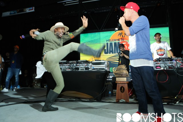 Soundbwoy Burial of the Year: Welcome To Jamrock Reggae Cruise's Soundclash at Sea