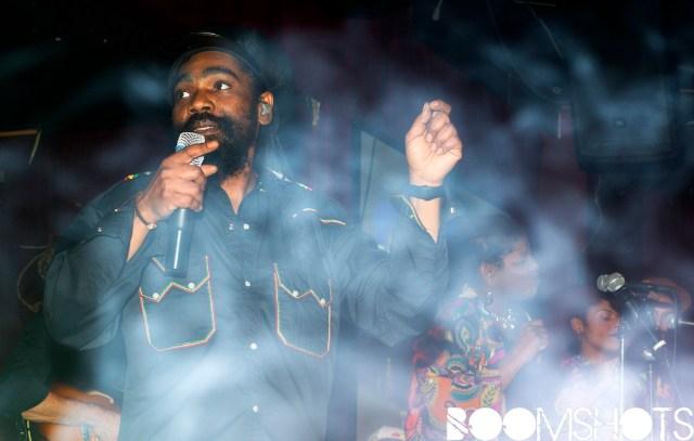 Cannabis Cup Band Honors Bob Marley